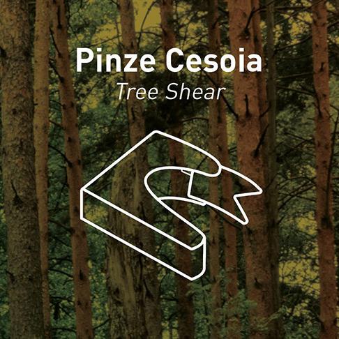 Pinze cesoia forestali